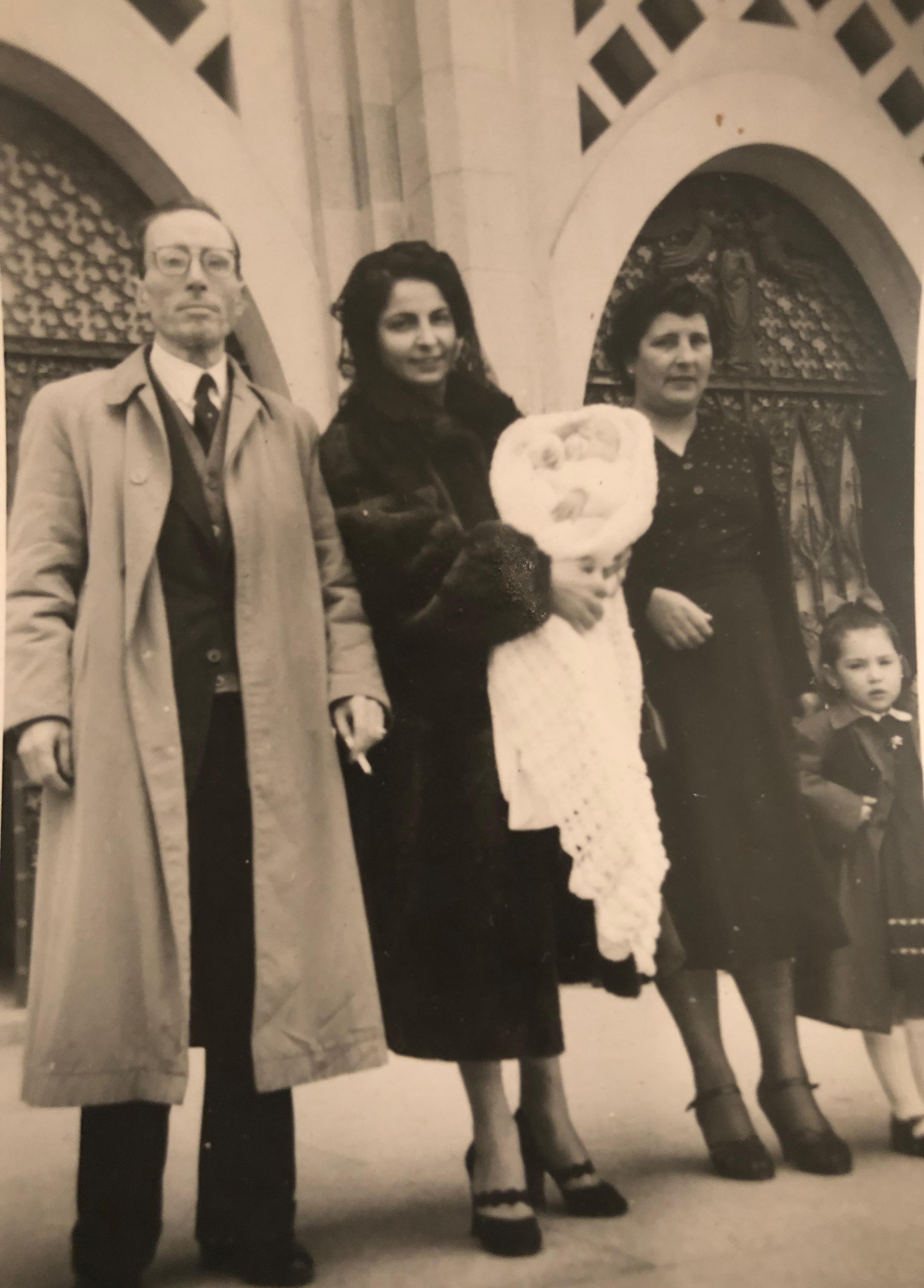 Angela Vaz e Amadeu Reis